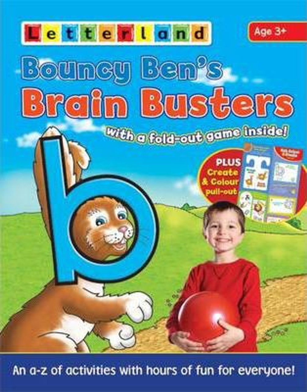BOUNCY BEN'S BRAIN BUSTERS (PB