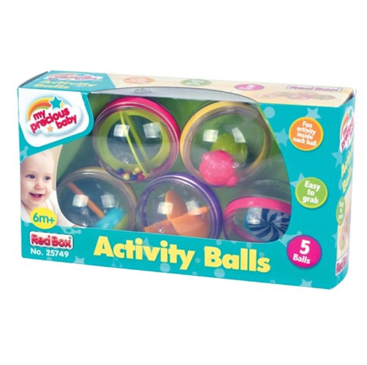 ACTIVITY BALL 5PCS