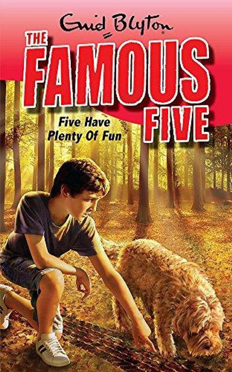 FAMOUS FIVE 14 FIVE HAVE PLENT
