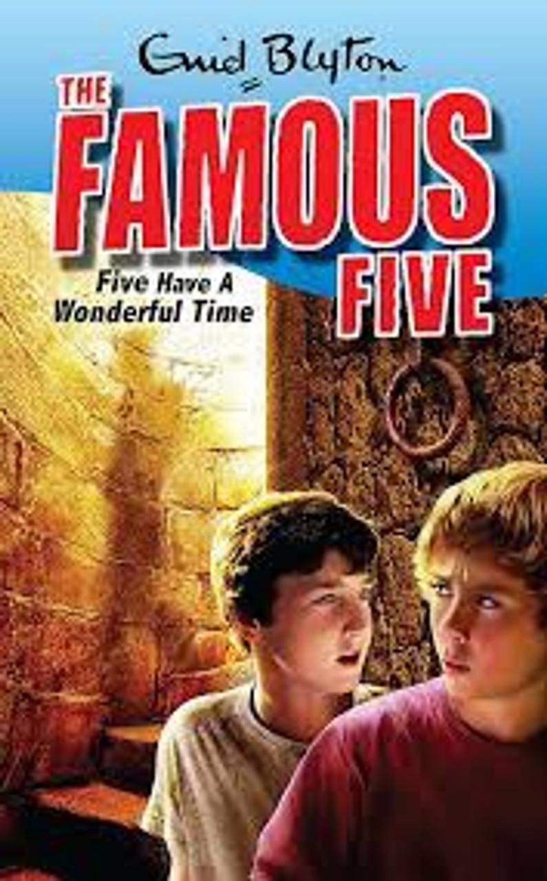 FAMOUS FIVE 11 FIVE HAVE A WON