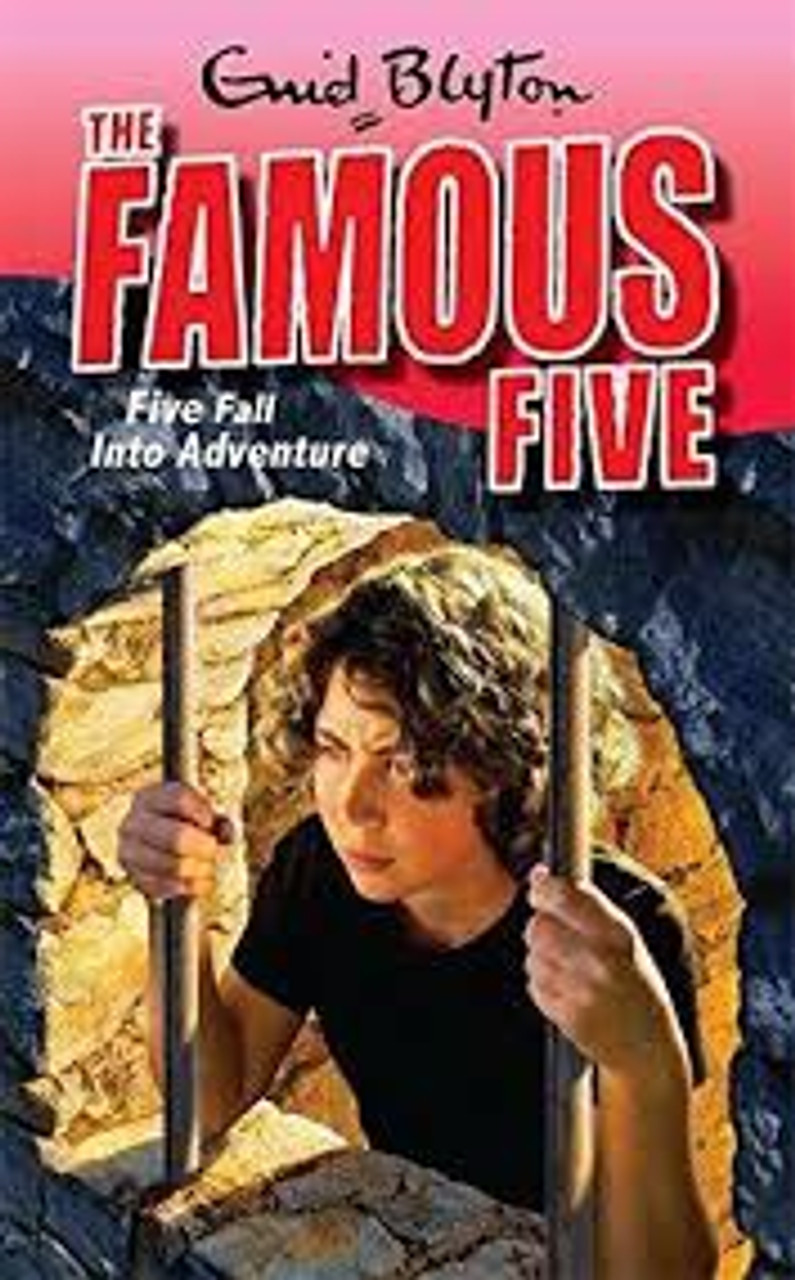 FAMOUS FIVE 9 FIVE FALL INTO A