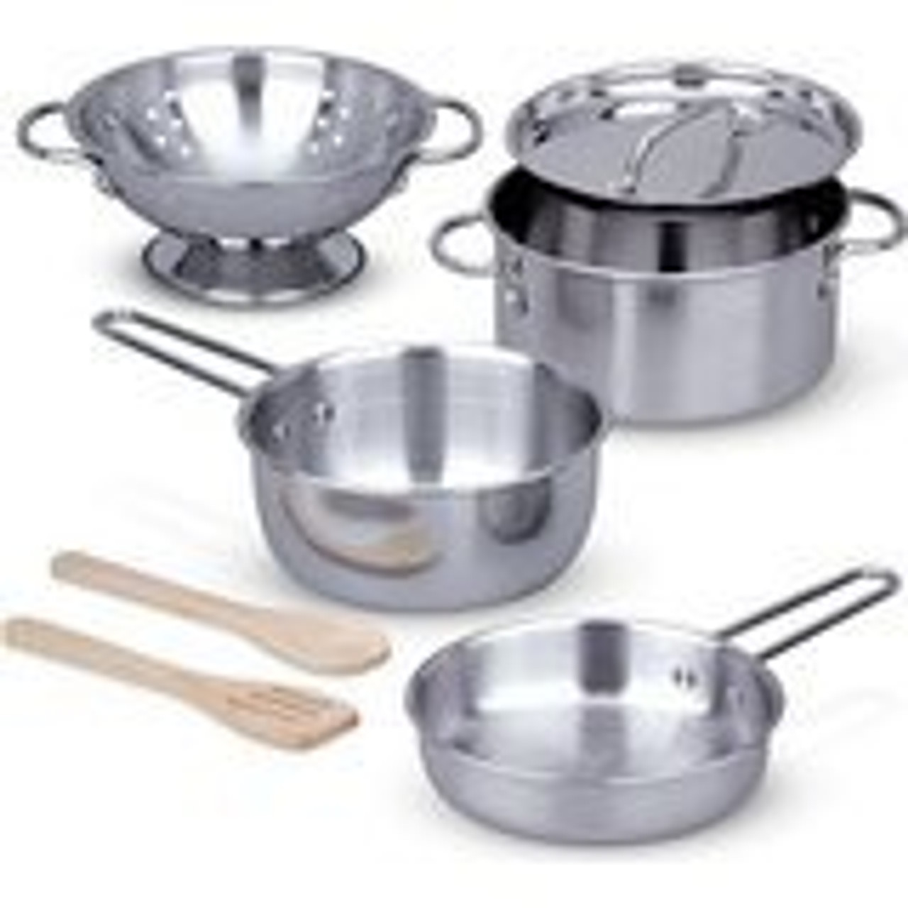 LET'S PLAY HOUSE! POTS & PANS