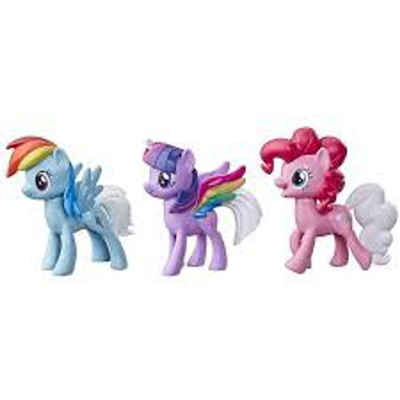 MY LITTLE PONY RAINBOW TAIL SURPRISE - 3 PACK