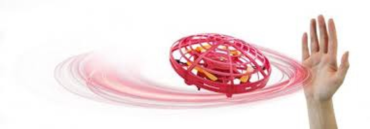 QUADCOPTER MAGIC MOVER RED