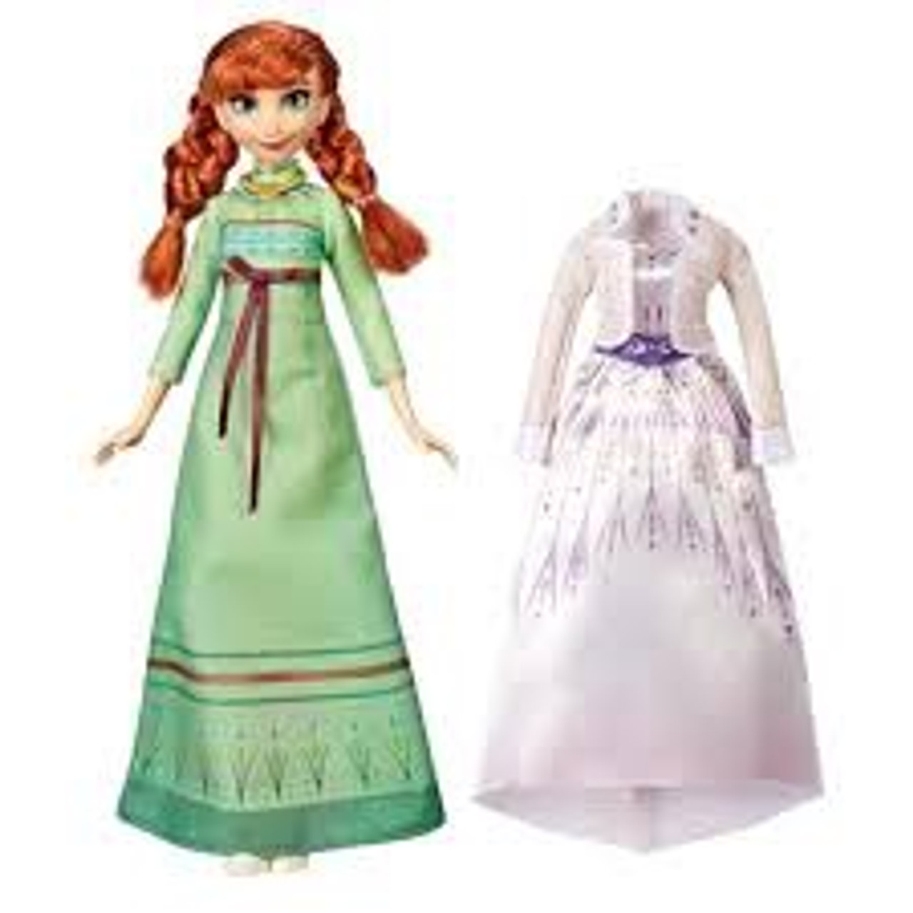 FROZEN II ANNA AND EXTRA FASHION