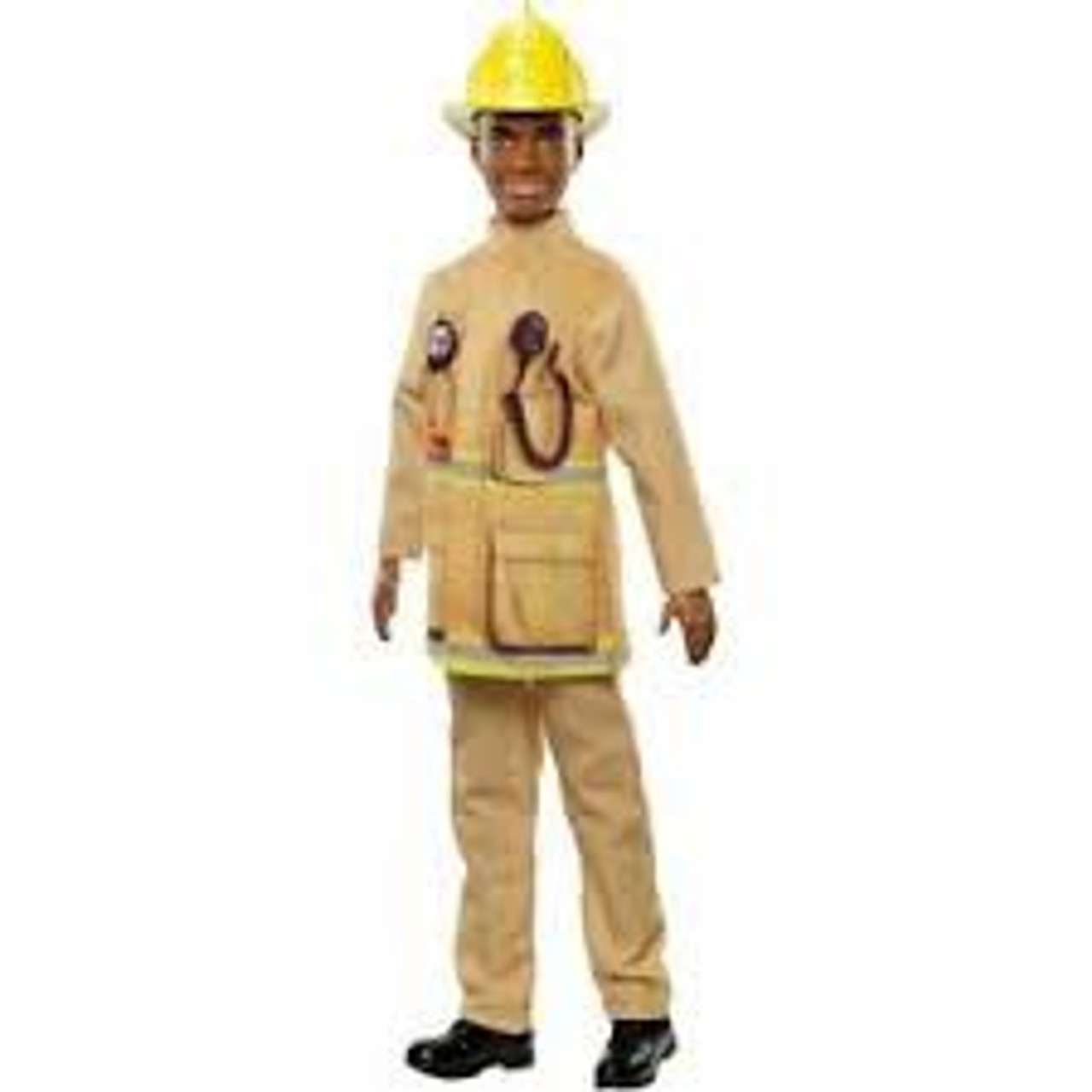 BARBIE 60TH CAREER FIREFIGHTER BOY