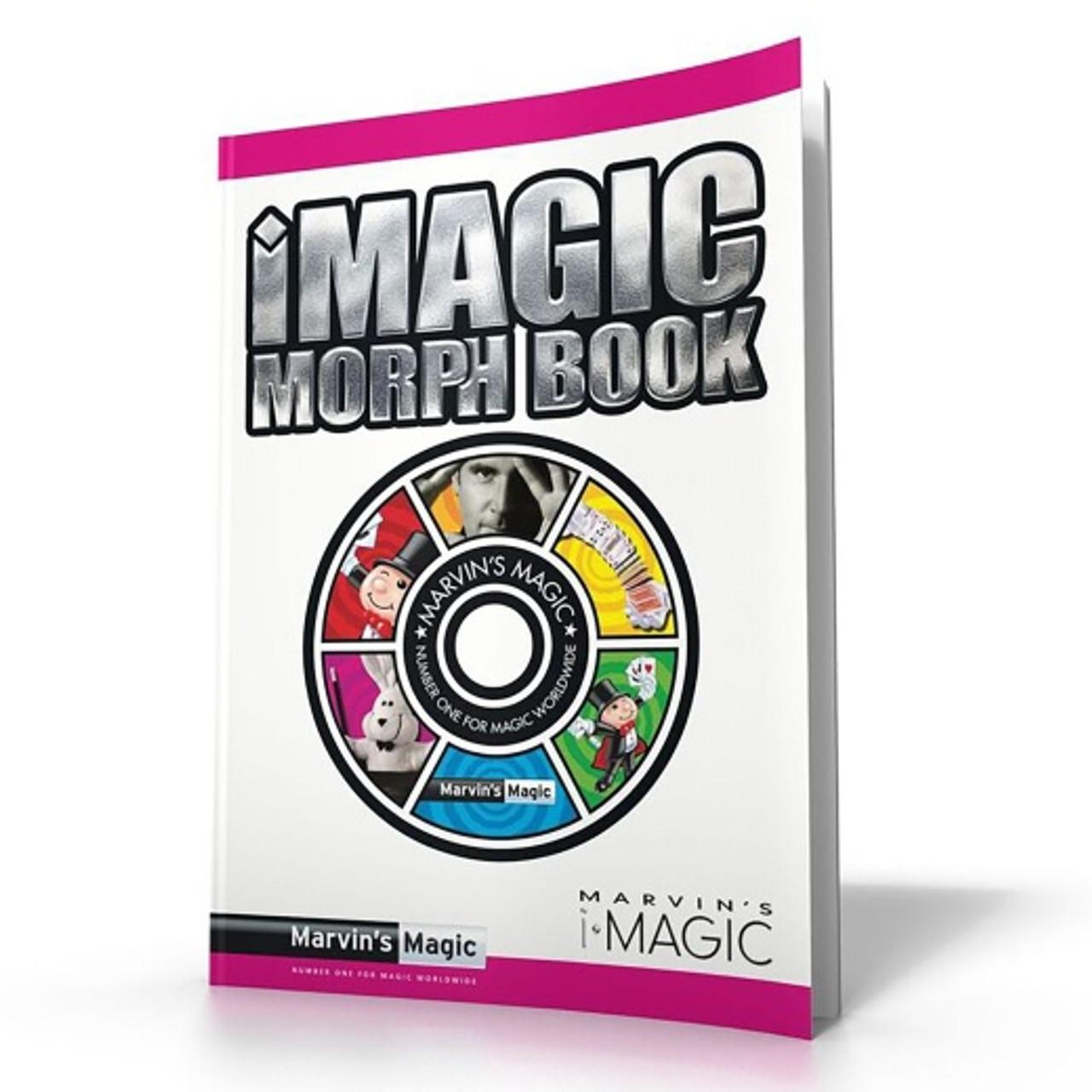 MARVIN'S MAGIC IMAGIC MORPH BOOK
