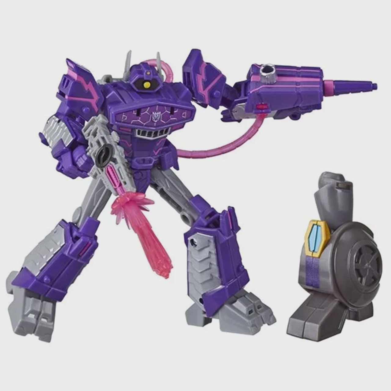 TRANSFORMERS CYBERVERSE ADVENTURES SHOCKWAVE