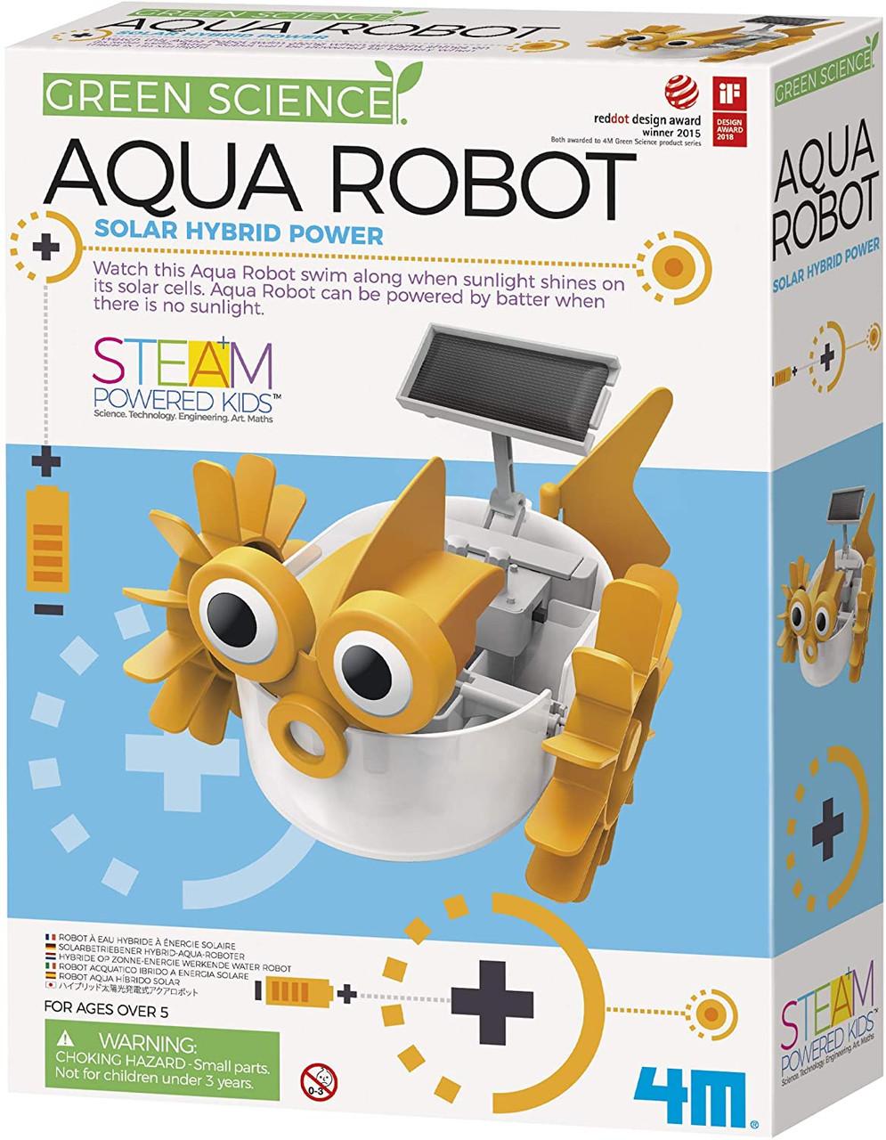 HYBRID SOLAR ENGINEERING AQUA ROBOT