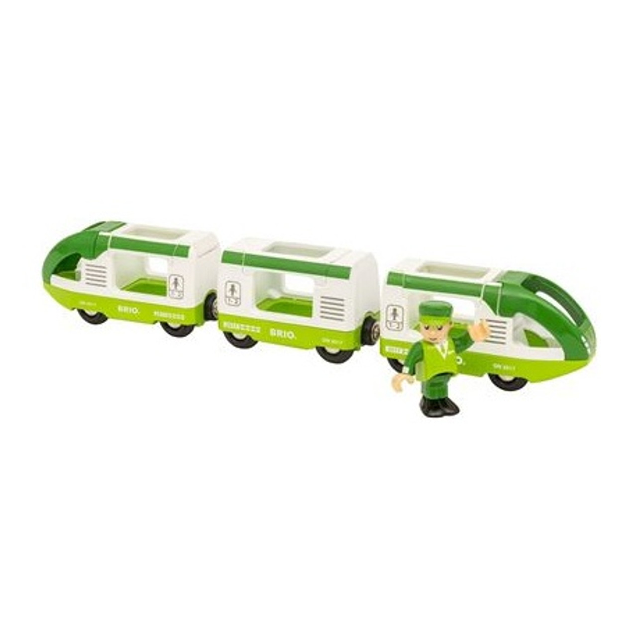 BRIO GREEN TRAVEL TRAIN