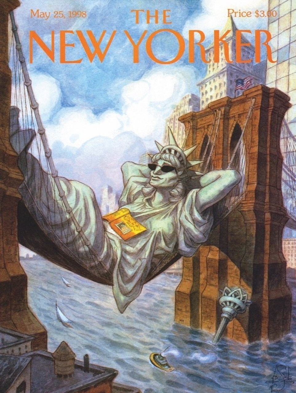 THE NEW YORKER LIBERTY