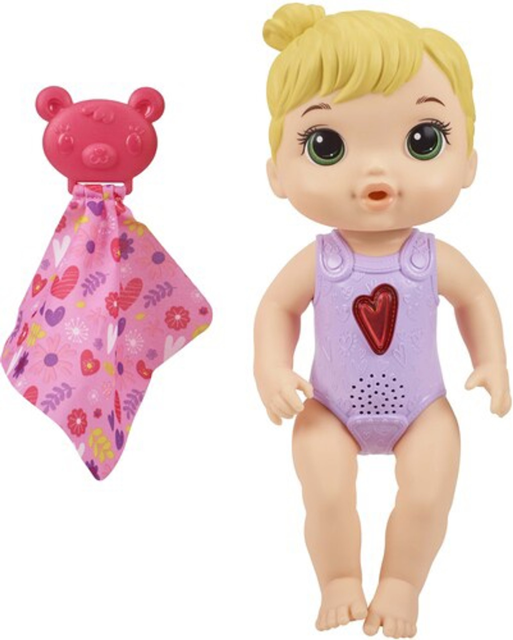 BABY ALIVE HEARTBEATS BABY