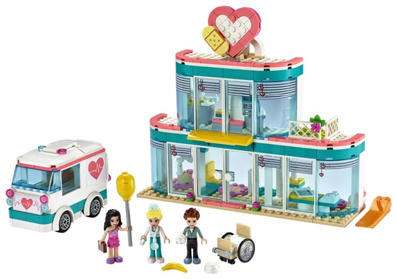 HEART LAKE CITY HOSPITAL