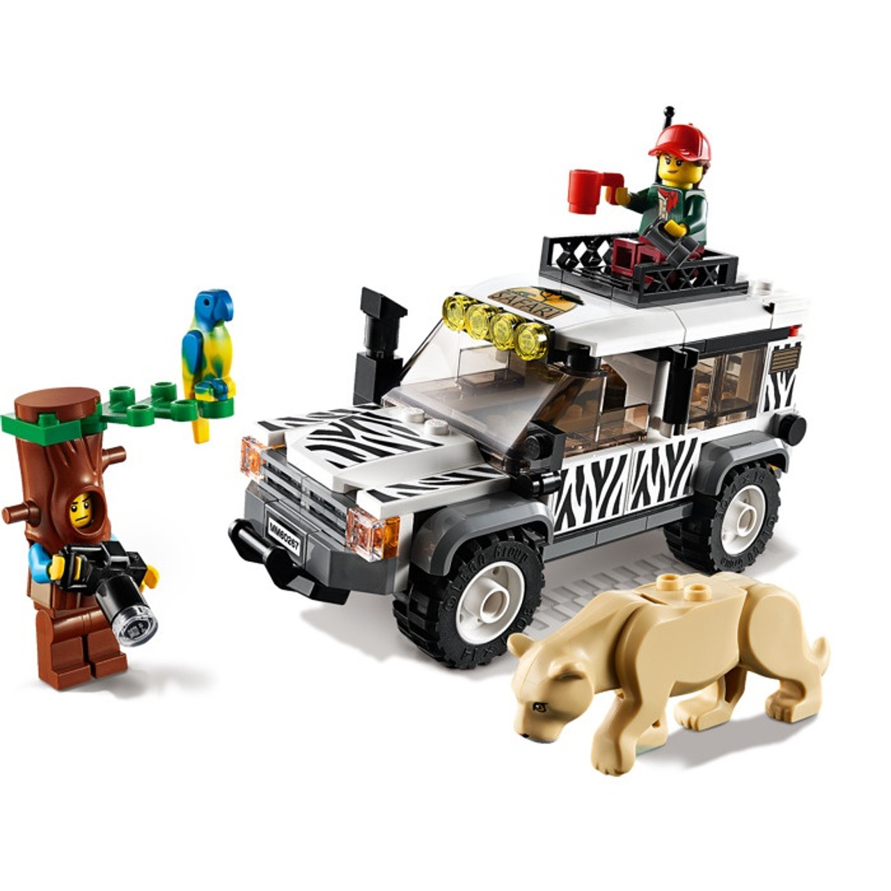 ALL TERRAIN SAFARI OFF ROADER VEHICLE ADVENTURE