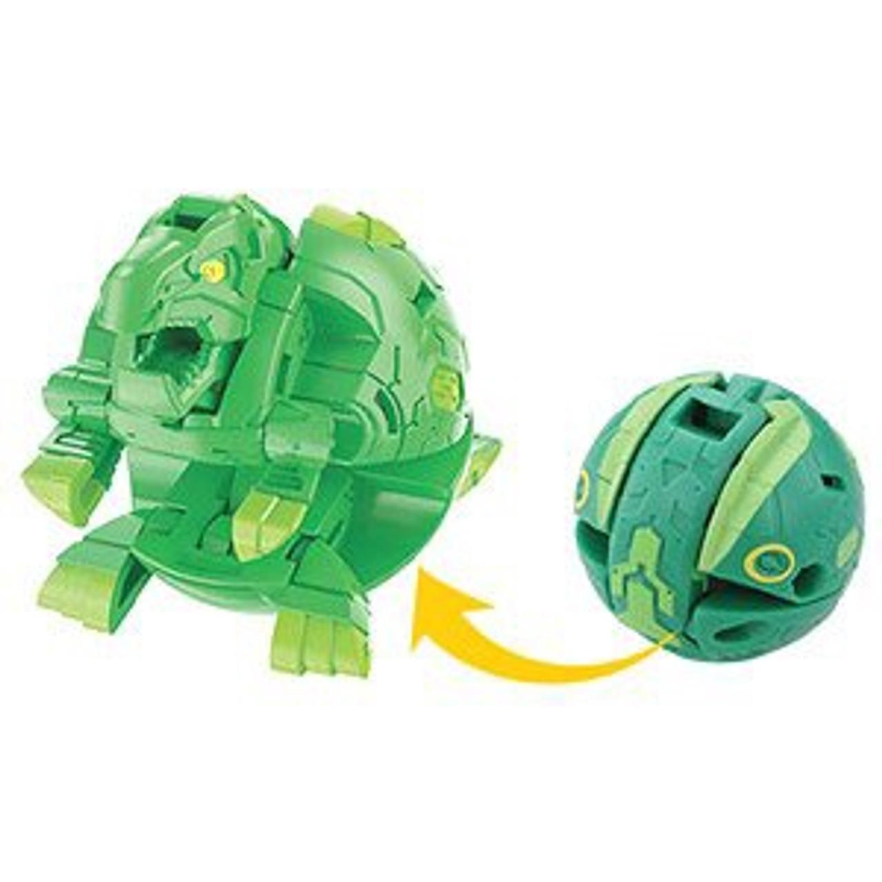 BAKUGAN BP BASIC 002 BALL 3C T-REX GREEN