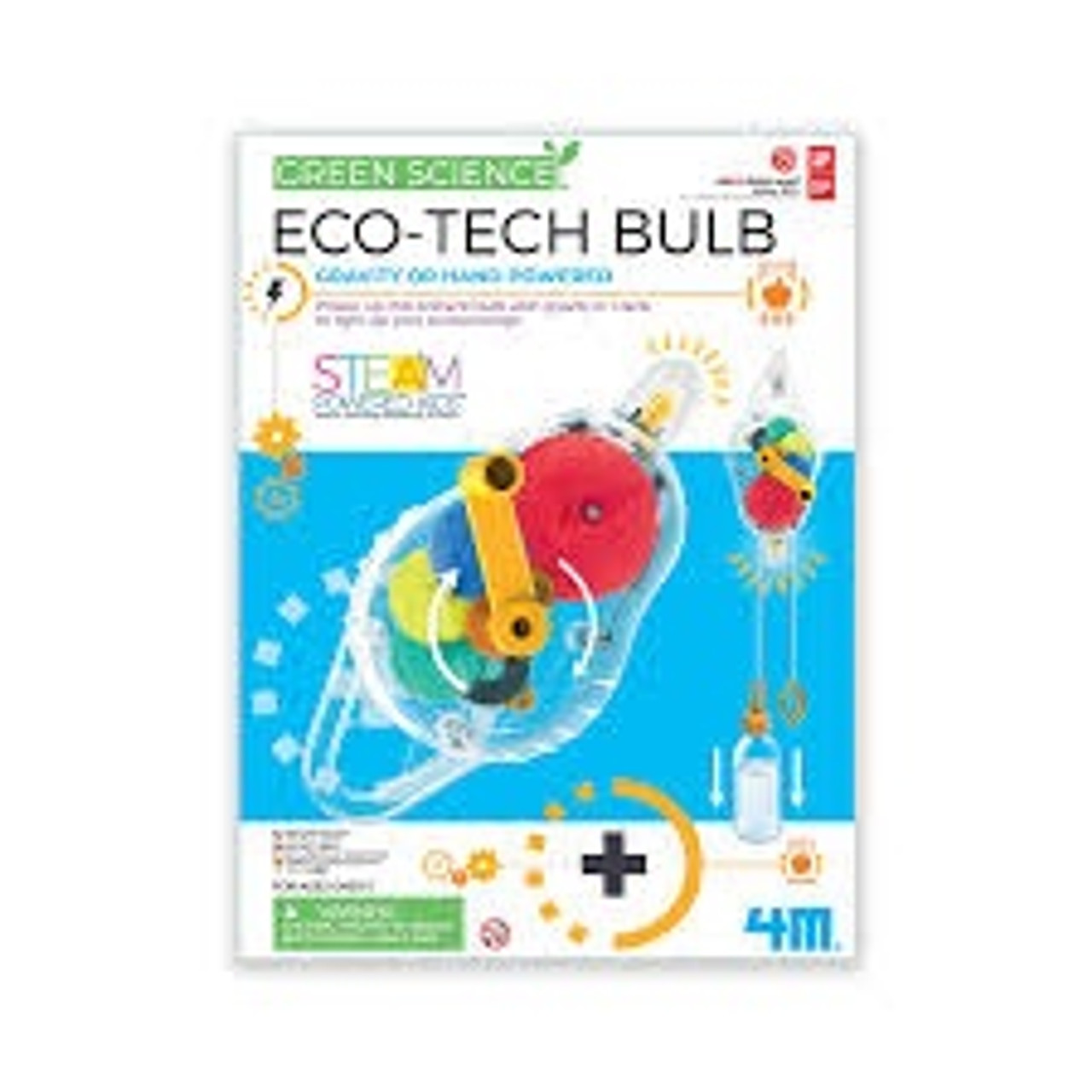 GREEN SCIENCE ECO-TECH BULB