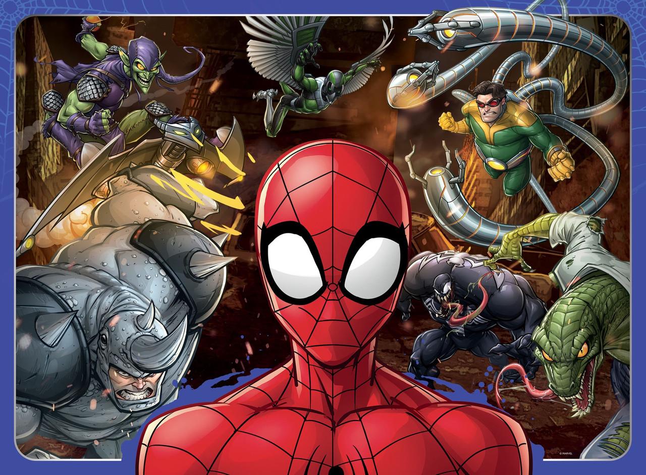 SPIDER-MAN PUZZLE 100 PCS