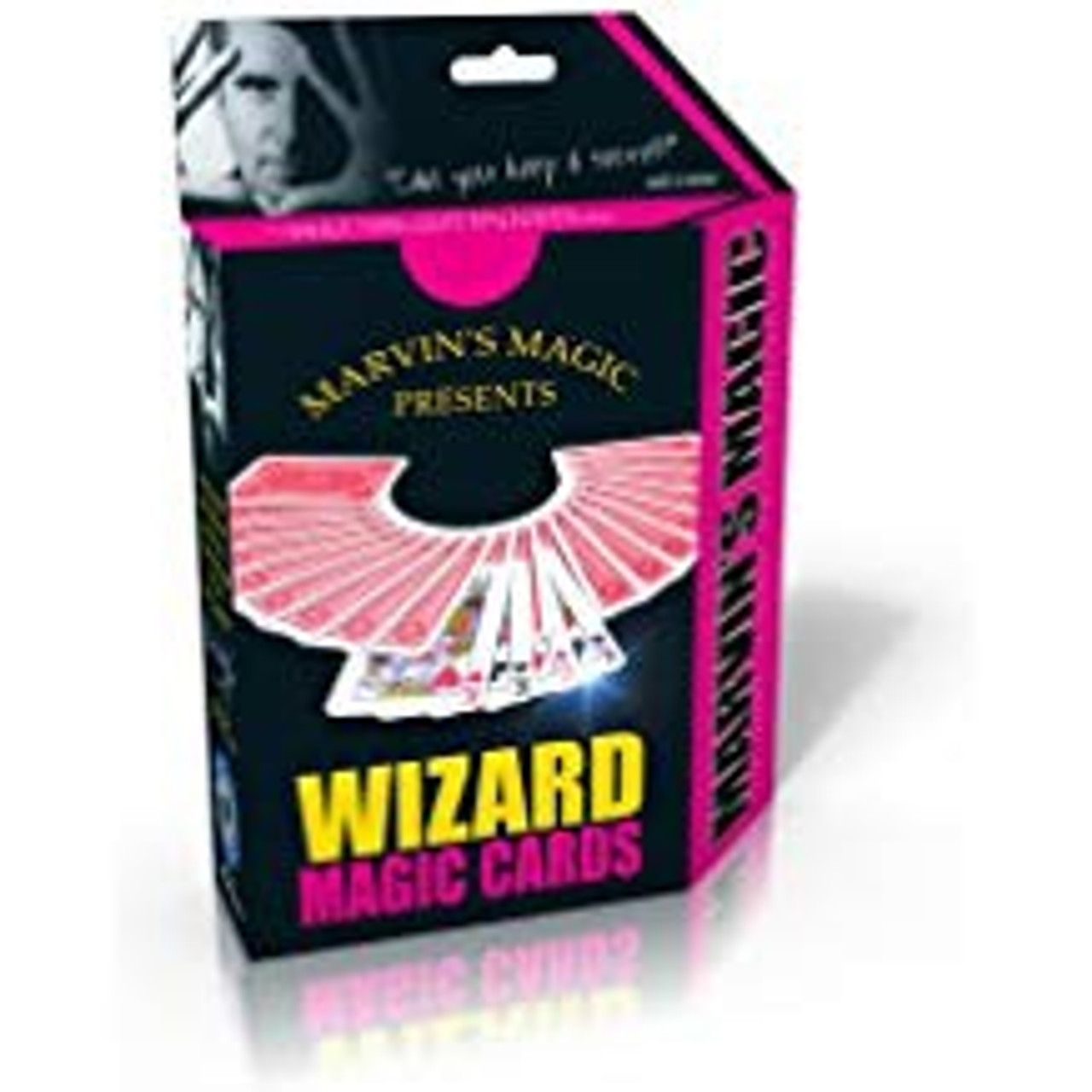 MARVIN'S MAGIC WIZARD MAGIC CARDS