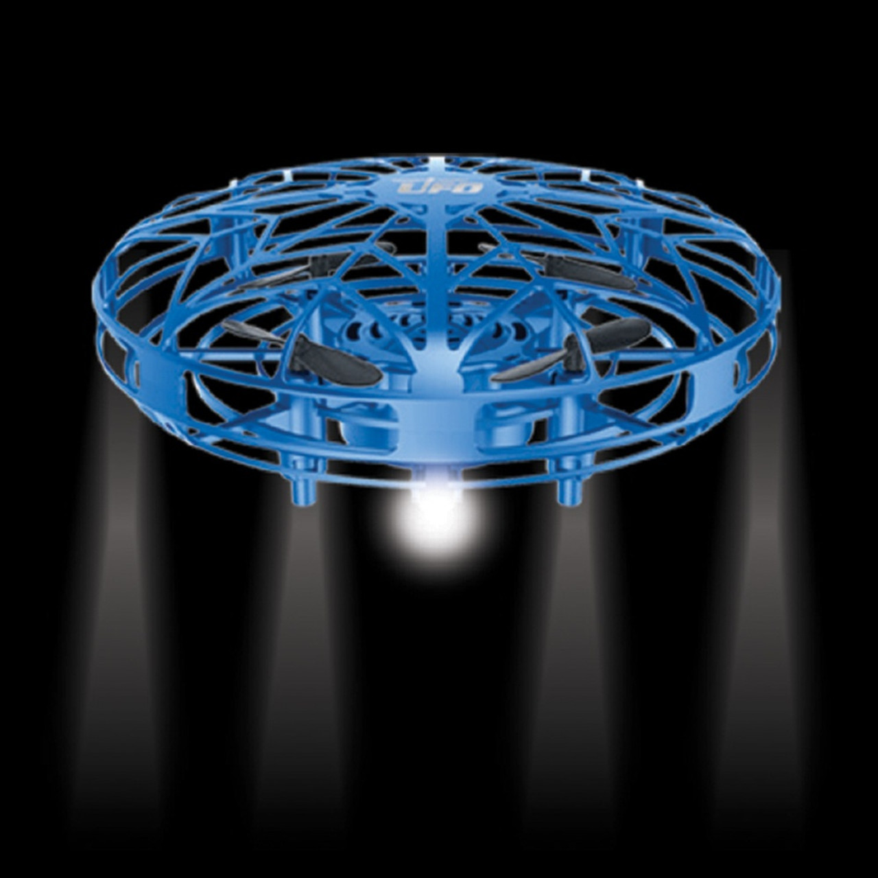 INDUCTION UFO DRONE BLUE