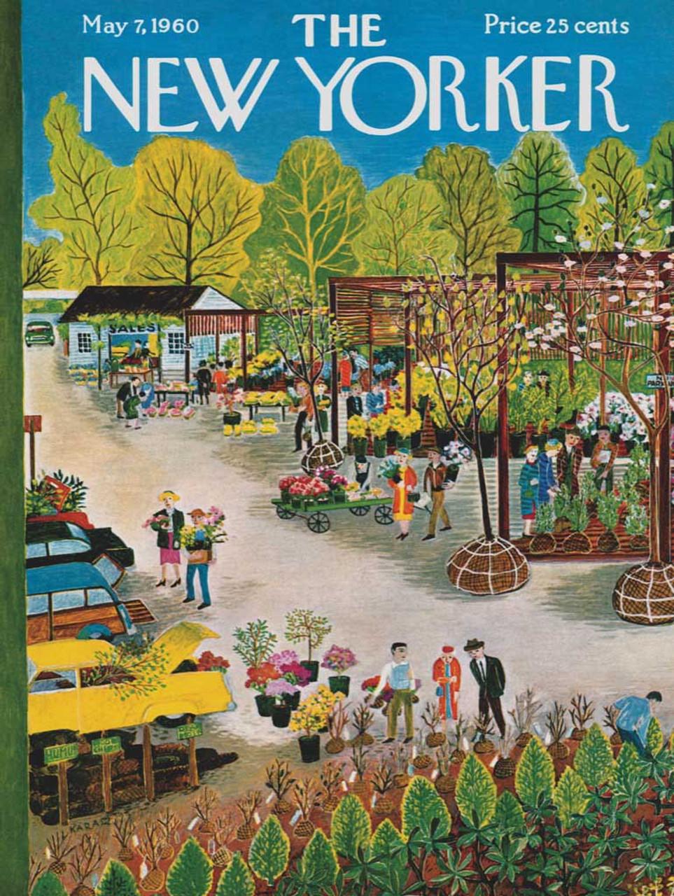 THE NEW YORKER GARDEN CENTER