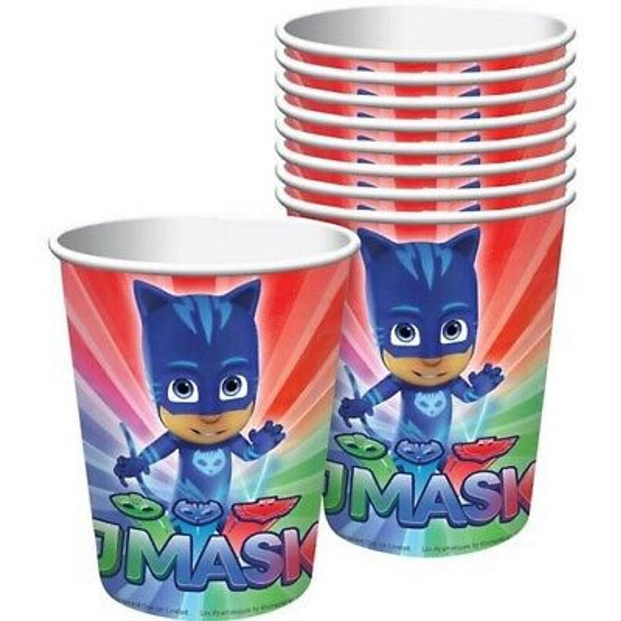 PJ MASKS CUPS 9OZ