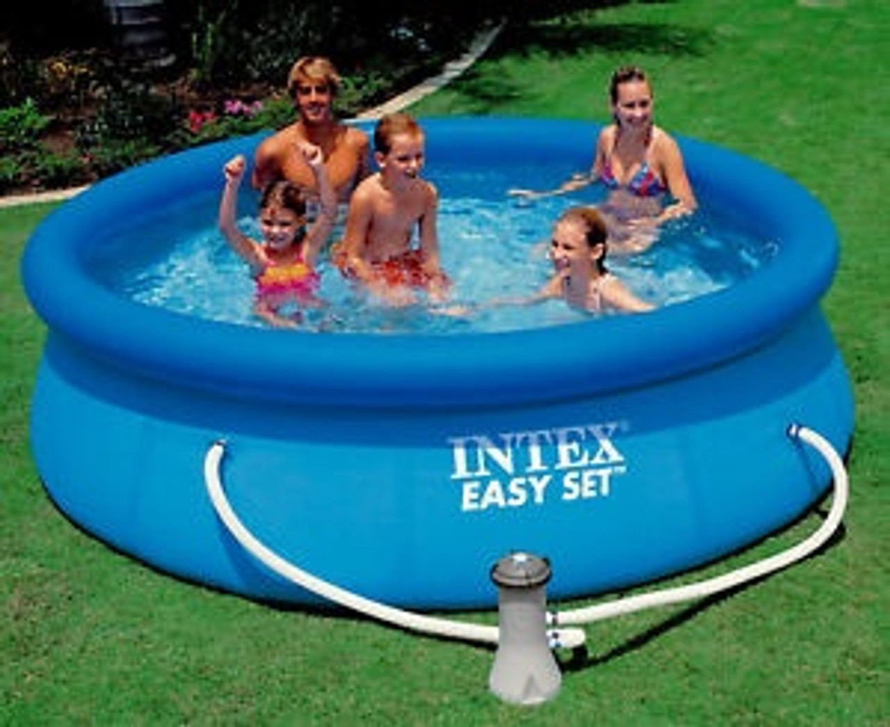 EASY SET INFLATABLE POOL 10FT
