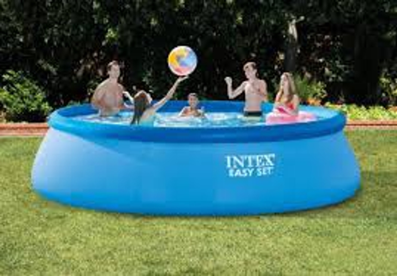 EASY SET INFLATABLE POOL 15FT