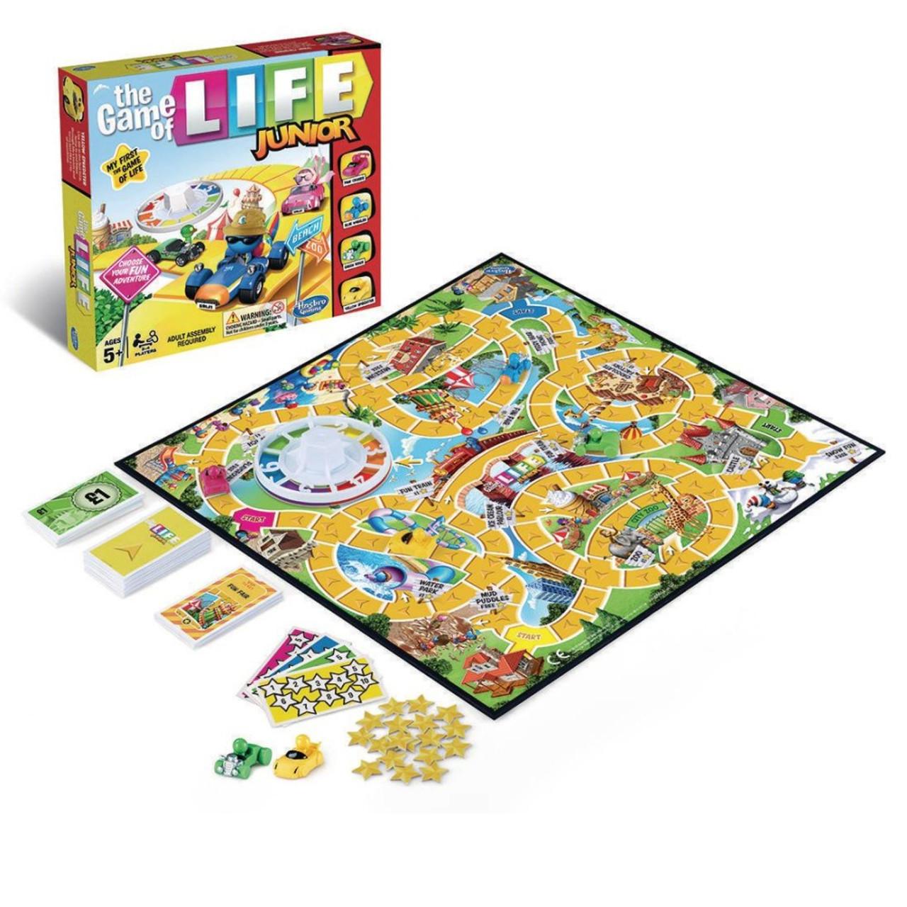 GAME OF LIFE JUNIOR W1