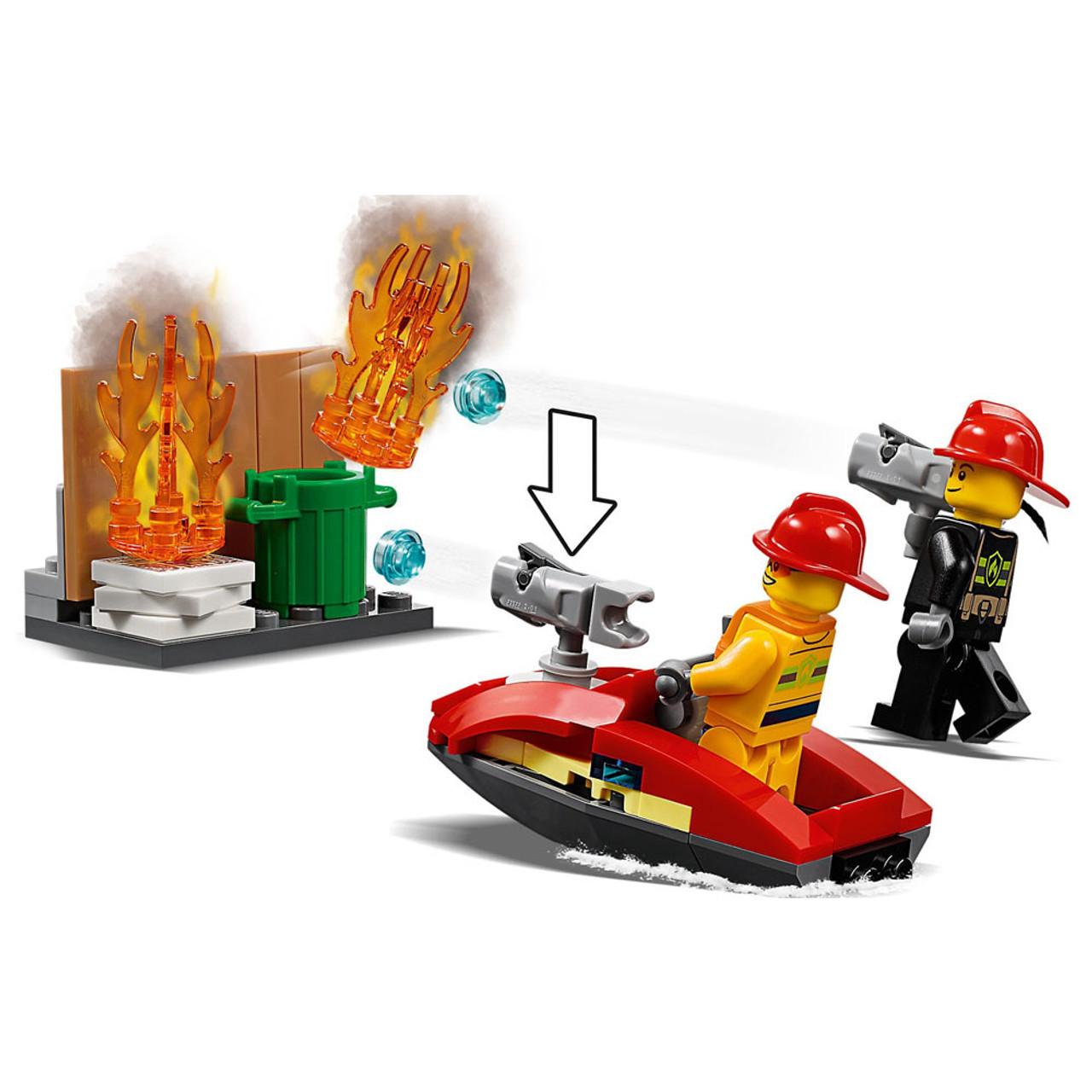 FIRE STATION W2