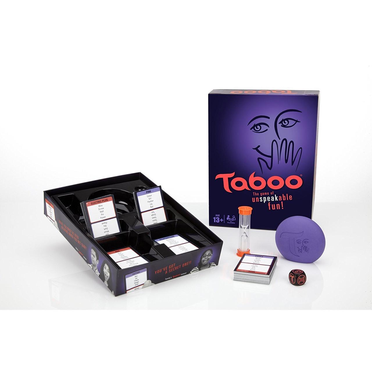 TABOO GAME W2