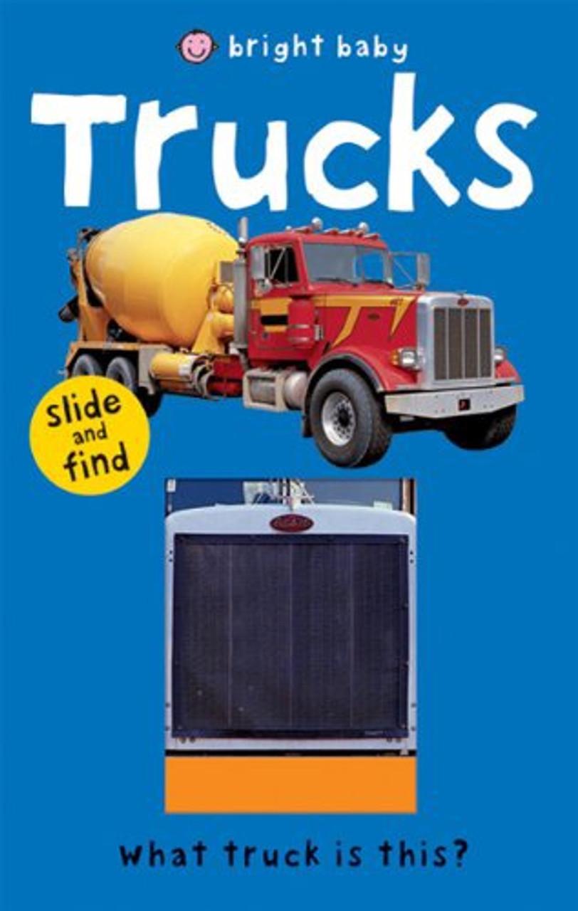 SLIDE AND FIND TRUCKS (BB) W1
