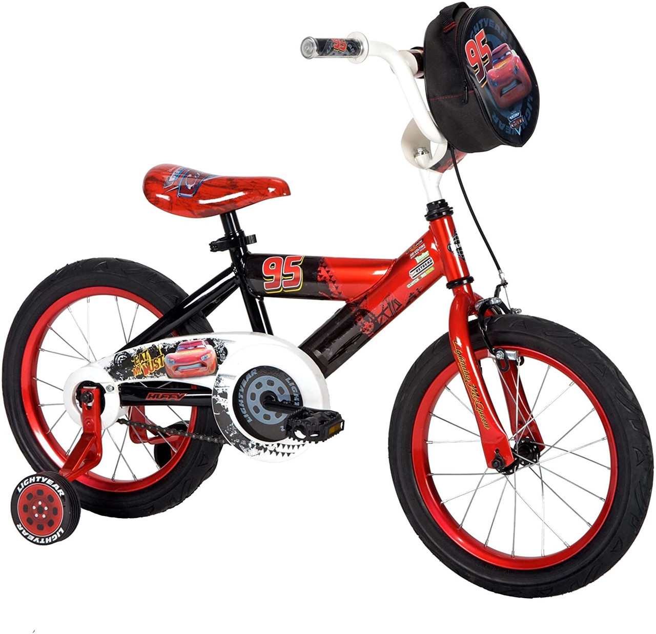 """16"""""""" CARS BICYCLE"""