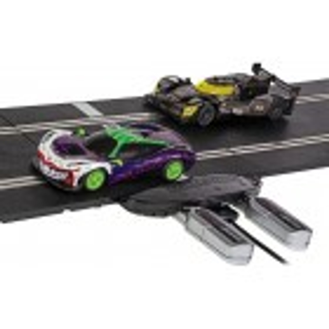 SCALEXTRIC BATMAN VS JOKER RACE SET