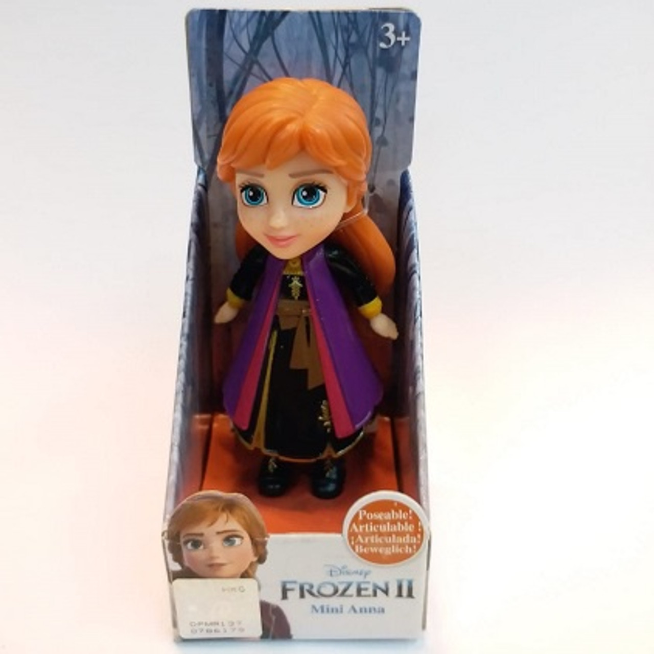 DISNEY FROZEN II MINI ANNA W1
