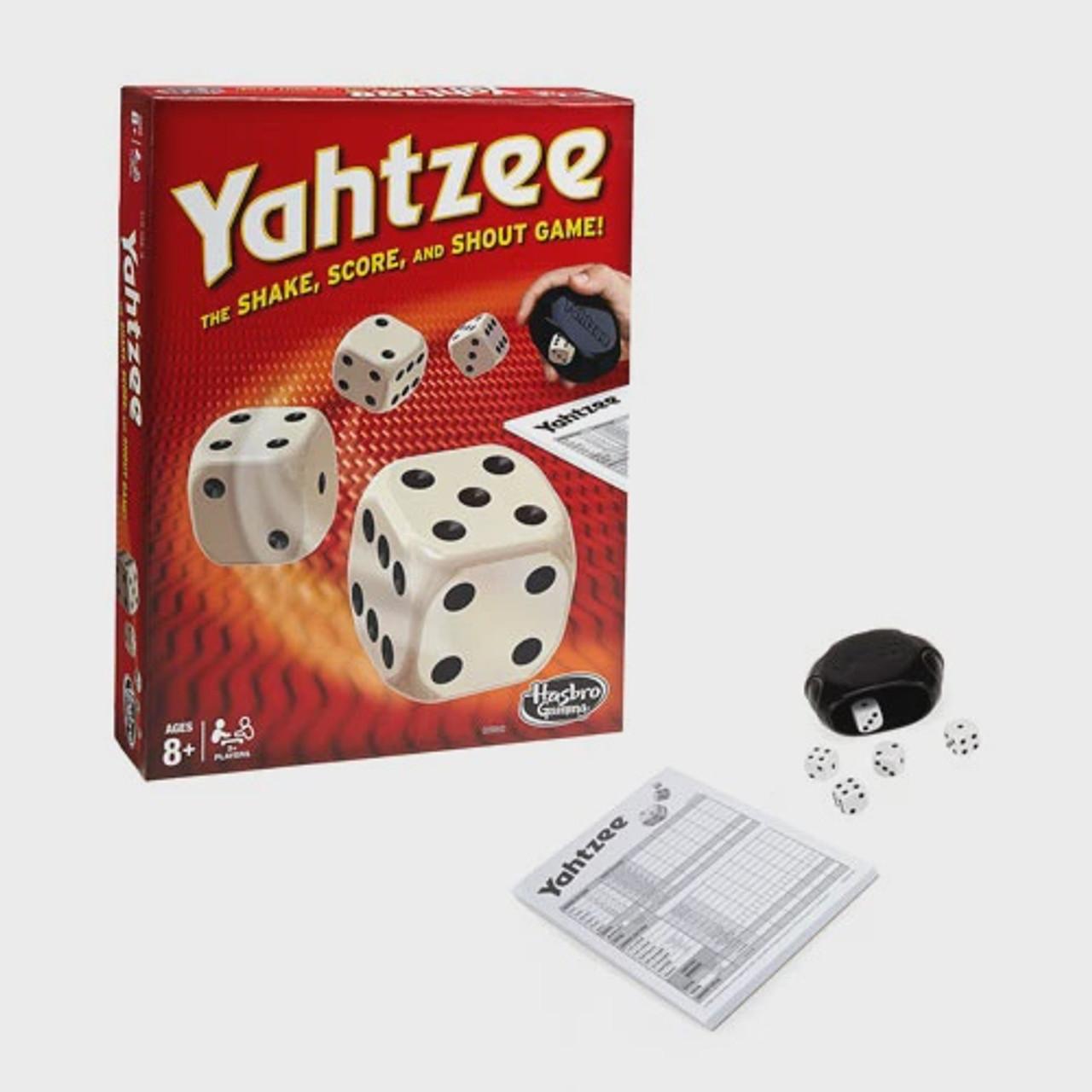 YAHTZEE CLASSIC W2