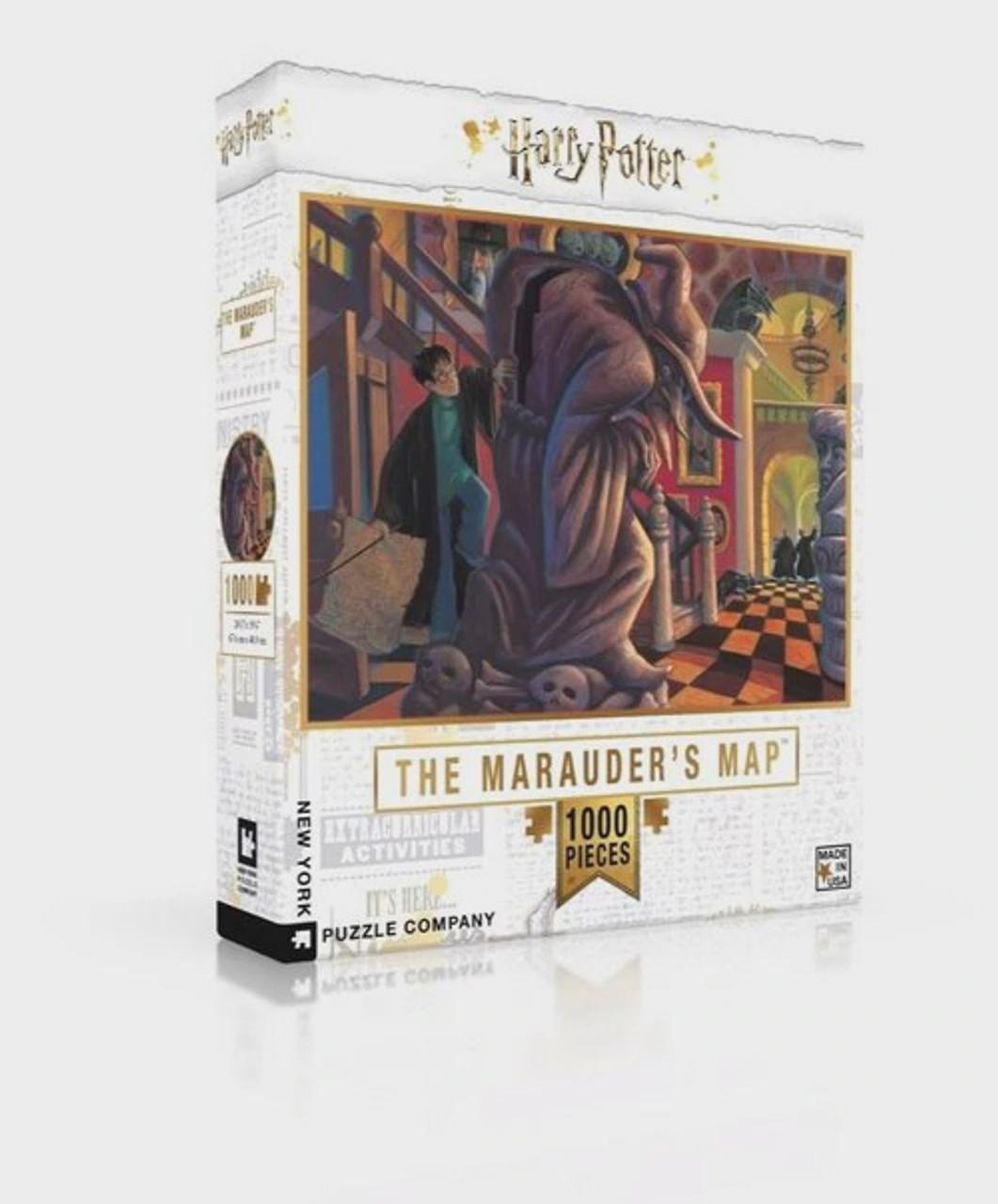 HARRY POTTER THE MARAUDER'S MAP 1000 PCS
