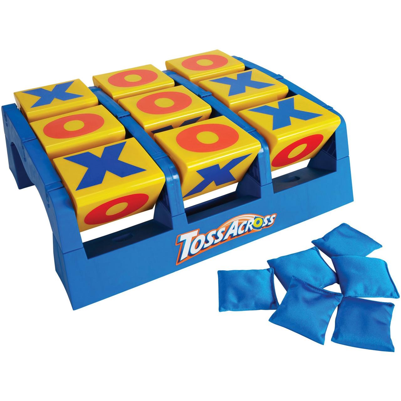 TOSS ACROSS GAMES