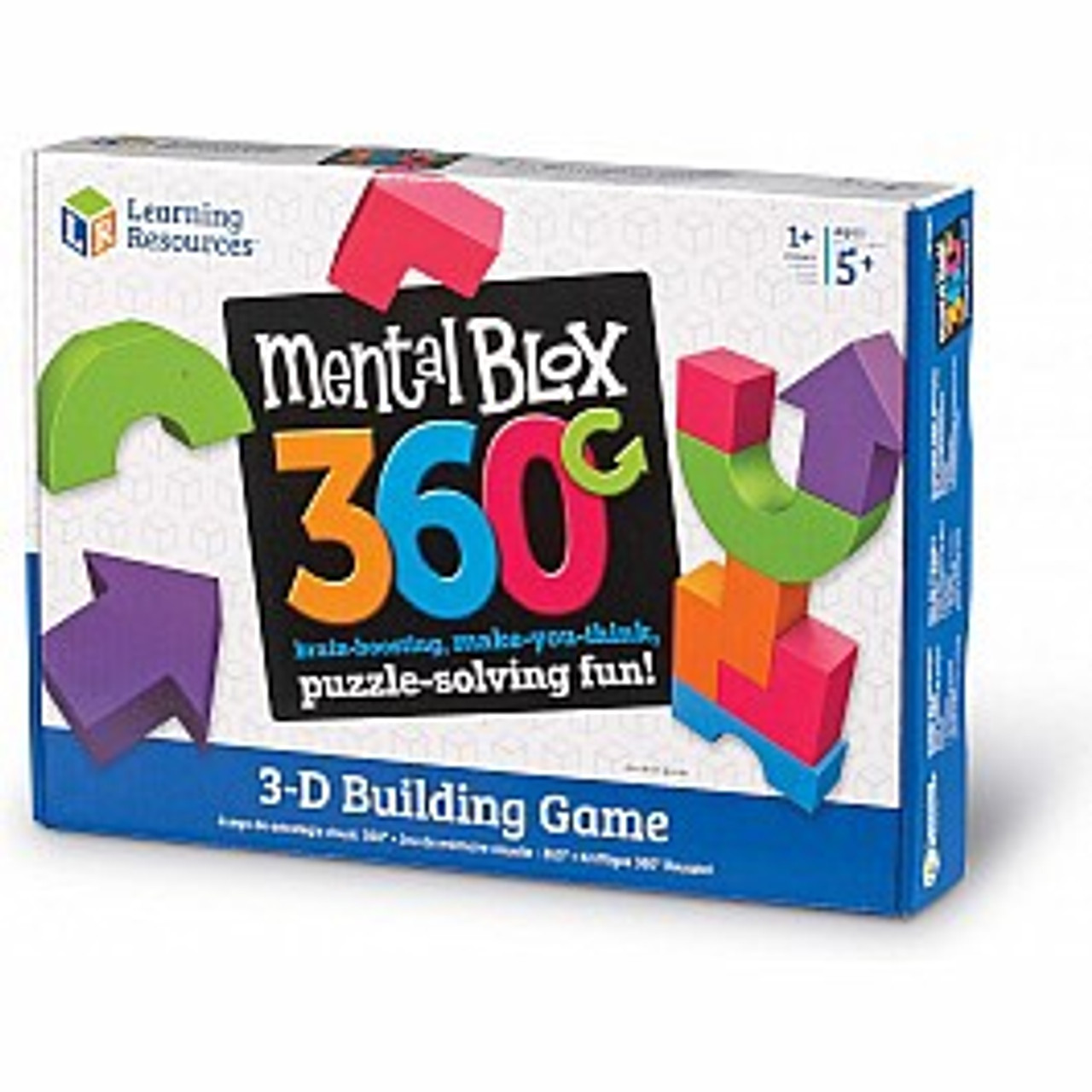 MENTAL BLOX 360C 3-D BUILDING