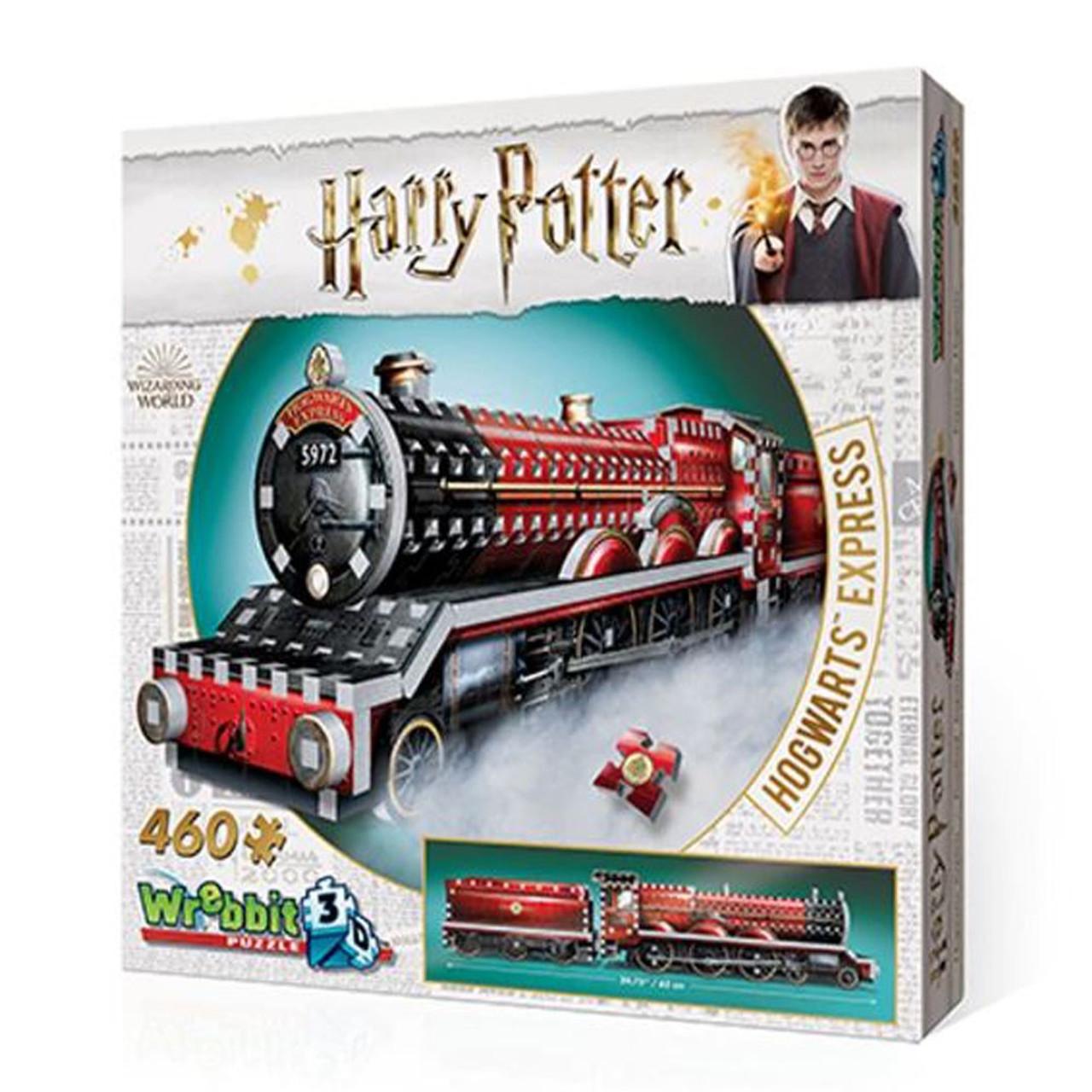 HARRY POTTER HOGWARTS EXPRESS 3D