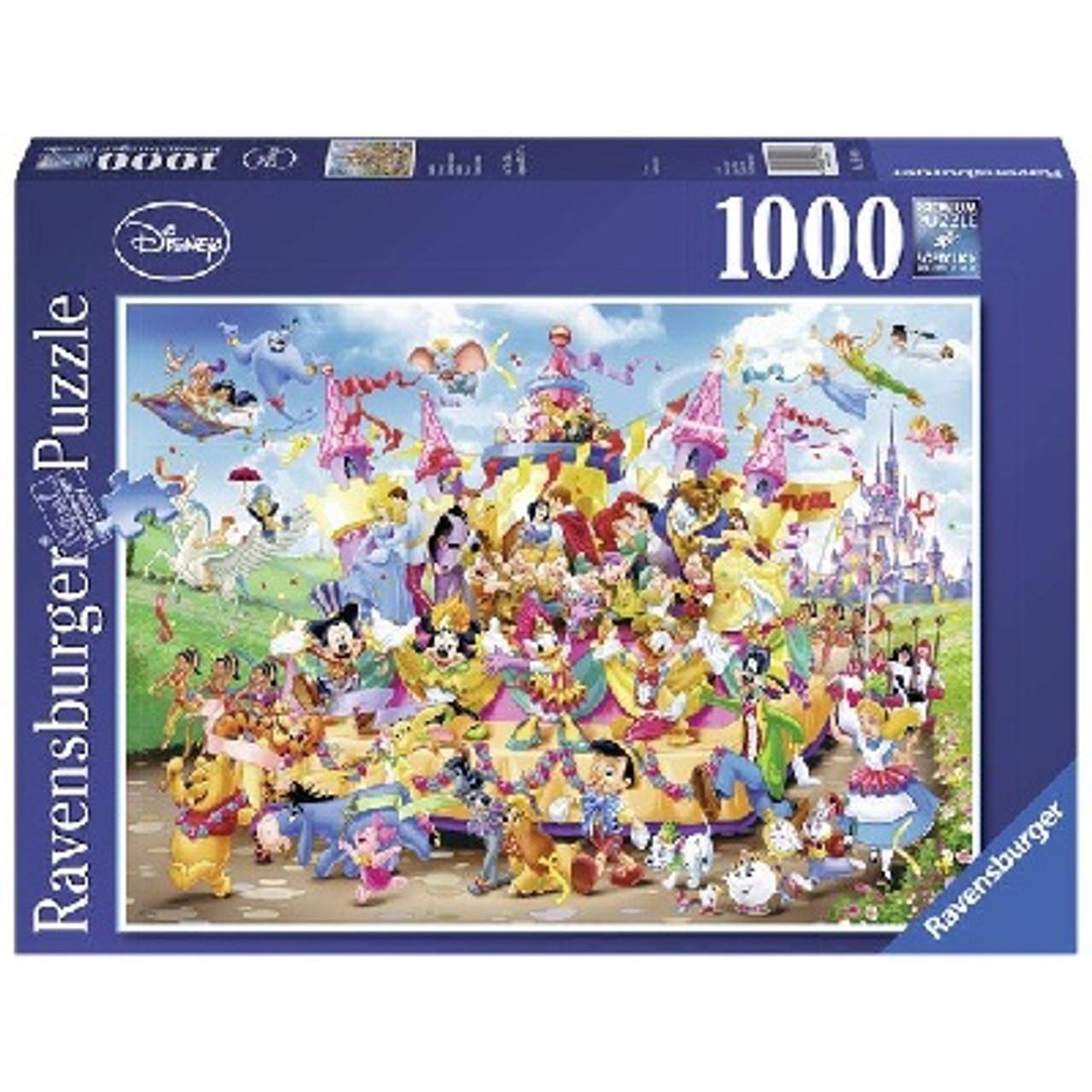 DISNEY MULTICHA PUZZLE 1000 PCS