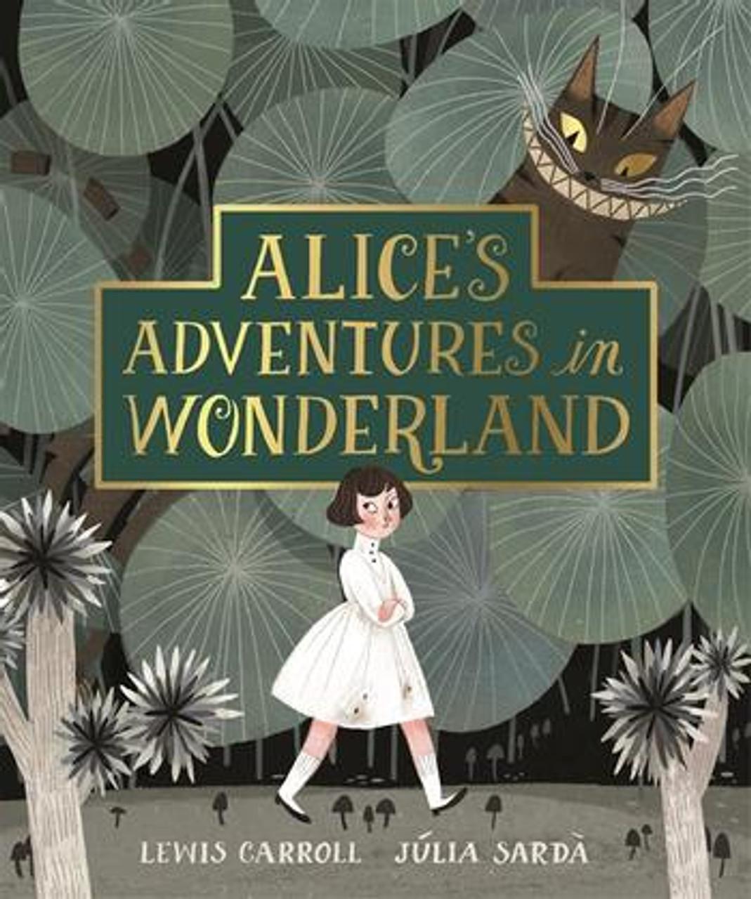 ALICE'S IN WONDERLAND HB