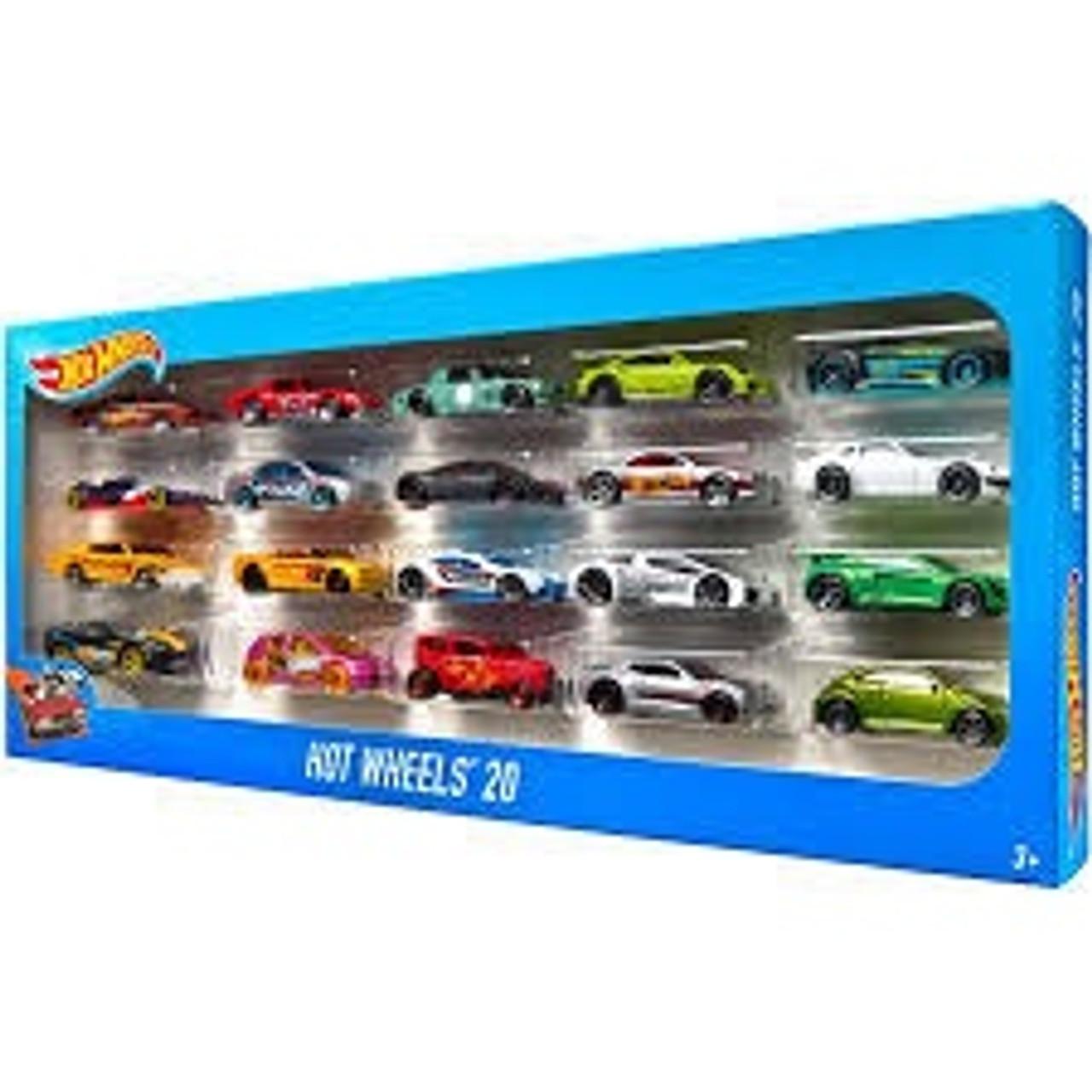 HOT WHEELS BASIC 20 CARS