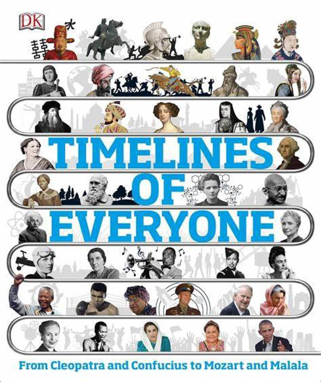 DK TIMELINES OF EVERYONE HB