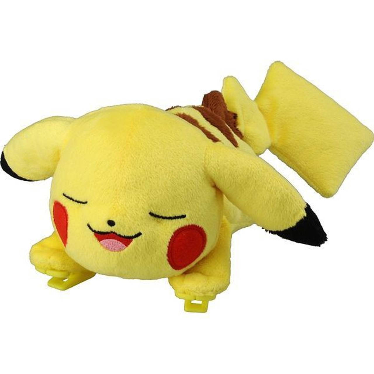 POKEMON PLUSH-PIKACHU ON SHOULDER NAP VERSION