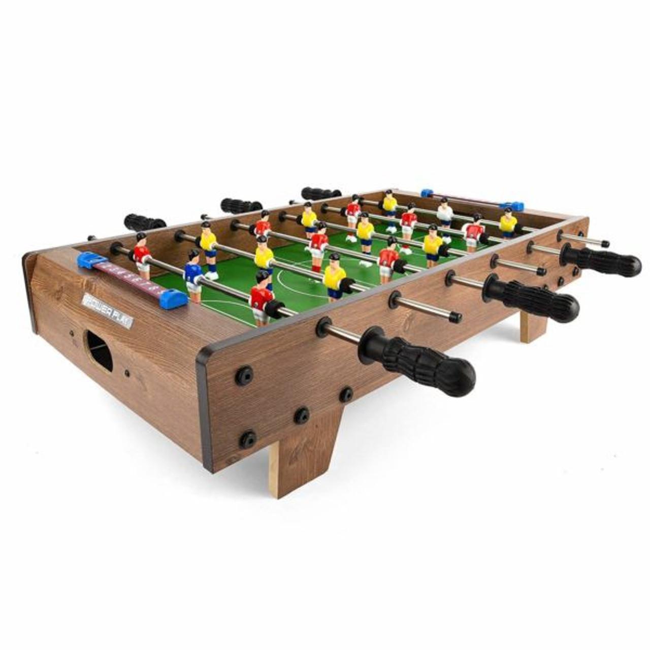 POWER PLAY 27 TABLE TOP FOOTBALL