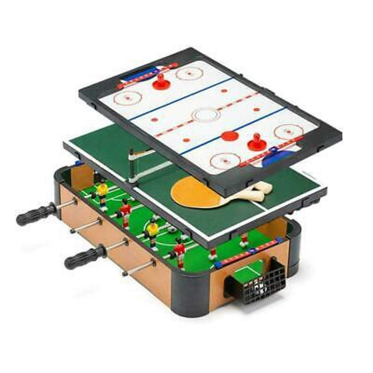 POWER PLAY 20 3 IN 1 GAME TABLE