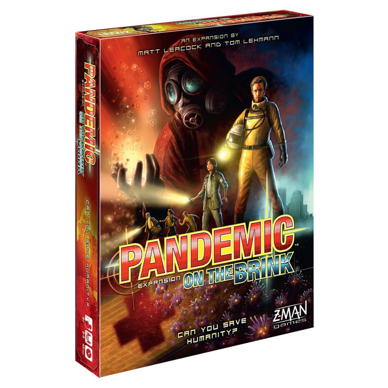 PANDEMIC ON THE BRINK EXPANSION