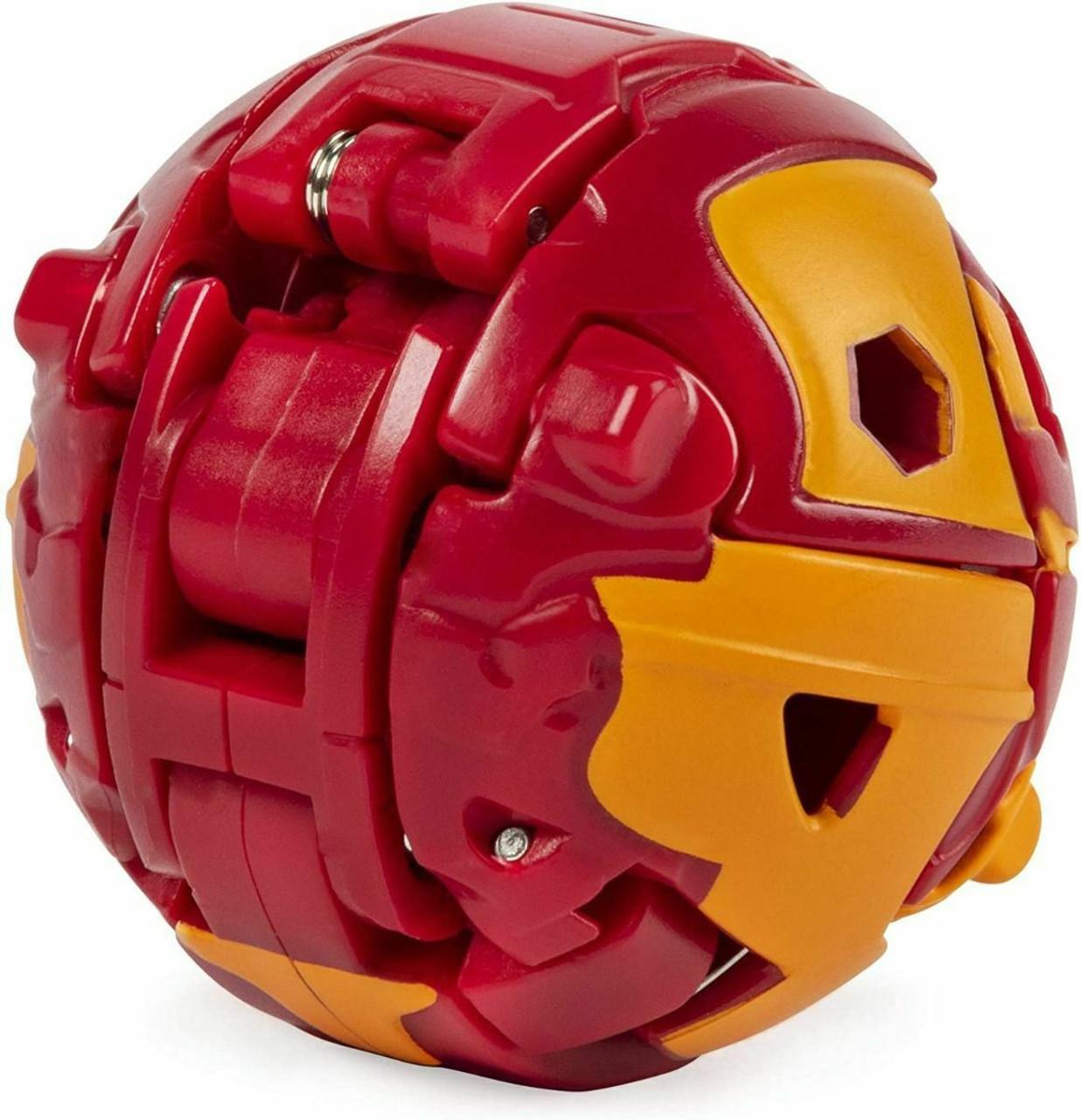 BAKUGAN AA DX GEAR BAKU BALL 37A DRAGONOID RED