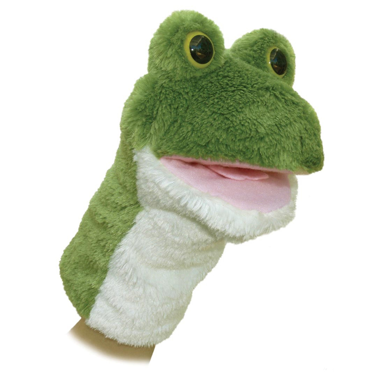 FROG PUPPET