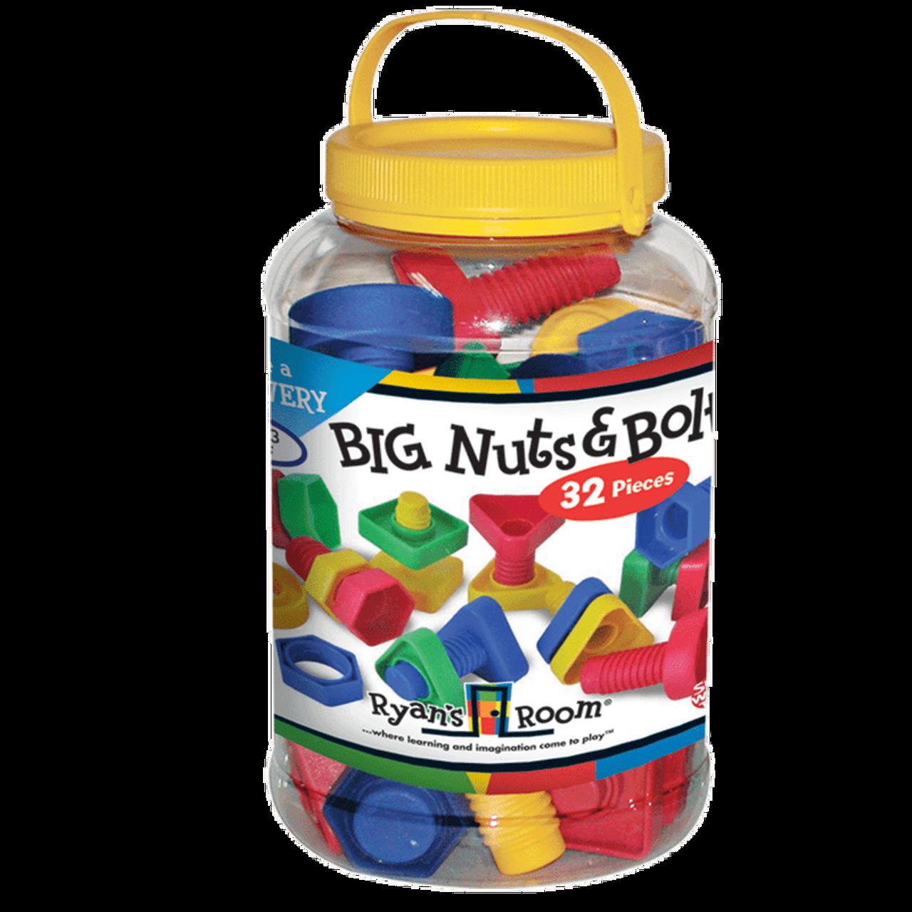 BIG NUTS & BOLTS